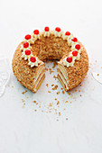 Frankfurt wreath cake