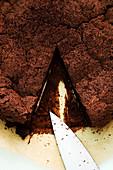 Schokoladentarte (Ausschnitt)