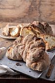Pane di Matera (bread from Matera, Italy)