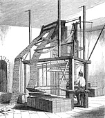 Jacquard Loom, 19th Century