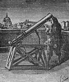 Gregorian Telescope, 17th Century