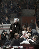 The Gross Clinic, 1875