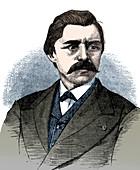 David Edward Hughes, Welsh-American Inventor