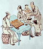 Hua Tuo Operating On Juan Kung, 2nd Century BC