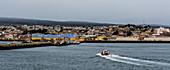 Tugboat, Punta Arenas, Chile