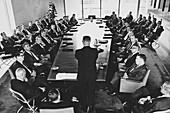 Boardroom Meeting, c. 1960s