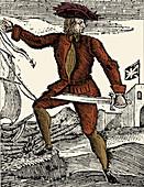 Howell Davis, Welsh Pirate