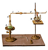 Marsh Test Apparatus, 1867