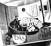 Prevention of Seasickness, 1870