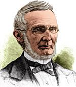 Arnold Henry Guyot, Swiss-American Geologist