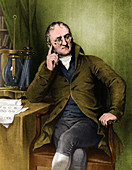 John Dalton, English Chemist