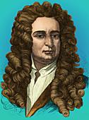 Isaac Newton, English Polymath