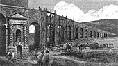Building Roman Aqueduct
