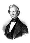 Urbain Le Verrier, French Astronomer