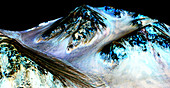 Seasonal Flow of Water on Mars