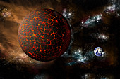 The Mythical planet Nibiru or Planet X