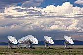 VLA Radiotelescopes
