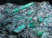 Beryl Crystals