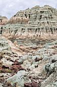 Blue Basin, John Day Fossil Beds, USA