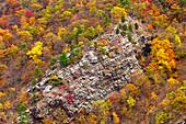 Mount Tammany Anticline