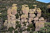 Rock pinnacles, Arizona, USA