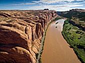 Colorado River, Utah, USA