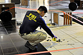 FBI ERT Agent, Terrorist Attack Exercise, 2014