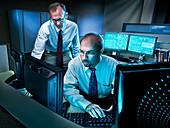 FBI Cyber Agents, 2012