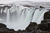 Godafoss waterfall, Iceland