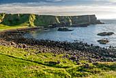 Panoramic Causeway coast, Northern Ireland