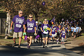 Alzheimer's Charity Walk