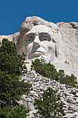 Lincoln, Mount Rushmore
