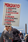 Activists March Against Monsanto