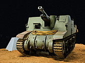 Sexton 25 Pounder Self Propelled Howitzer