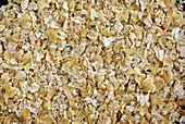 Soft Wheat Bran, Close-Up