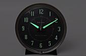 Radium Dial on Clock