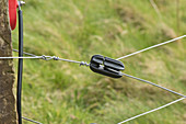 Electric fence insulators