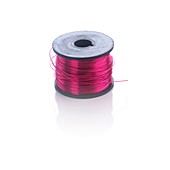 Coil of enamelled copper