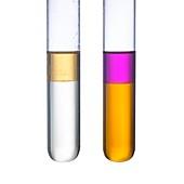 Halogen displacement reactions
