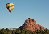 Hot Air Balloon, Sedona