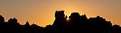 Sunset over Canyonlands National Park, USA
