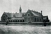 Model school in Australia, 1880s