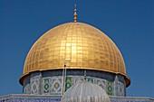 Jerusalem, Old City, Dome of the Rock