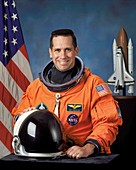 American astronaut William A. Oefelein, 2003