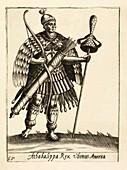 Atahualpa, the last Incan Emperor