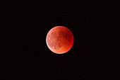Total lunar eclipse, July 2018
