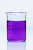 Tris(ethylenediamine)nickel(II) complex