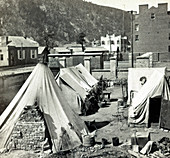 American Civil War, Contraband Camp, 1862