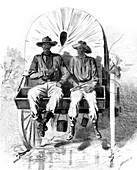 American Civil War, Drovers
