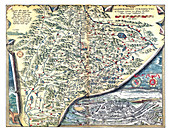 Theatrum Orbis Terrarum, Salzburg, 1570